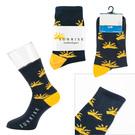 custom classic business style socks