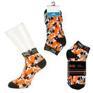custom short business style socks
