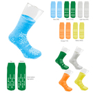 comfy-fit double side non-slip grip socks