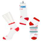 custom mid-rise sport style sock