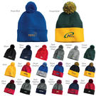 "sportsman sp15 12"" pom-pom knit beanie"