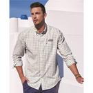 tommy hilfiger 13h1860 long sleeve plaid shirt