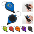 balloon stylus screen cleaner key tag