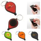 balloon stylus screen cleaner key tag