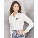 van heusen 13v0144 women's non-iron pinpoint oxford shirt