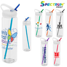 water bottle with flip up spout  - 32 oz.