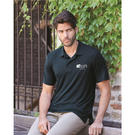 weatherproof 19711 cool last two-tone luxe sport shirt