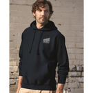 weatherproof 7700 cross weave™ hooded sweatshirt