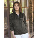 weatherproof w198013 sweaterfleece women's full-zip