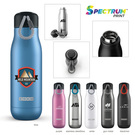zoku® stainless steel vacuum insulated bottle - 18 oz.