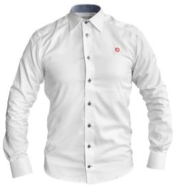 Frp Skjorte Harvest & Frost Herre hvit